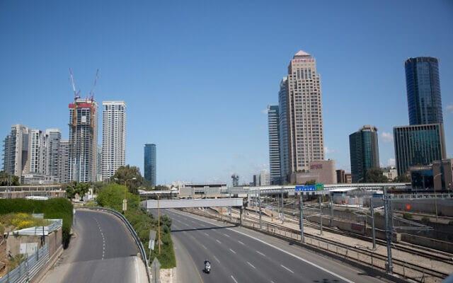 Шоссе Аялон Израиль фото
