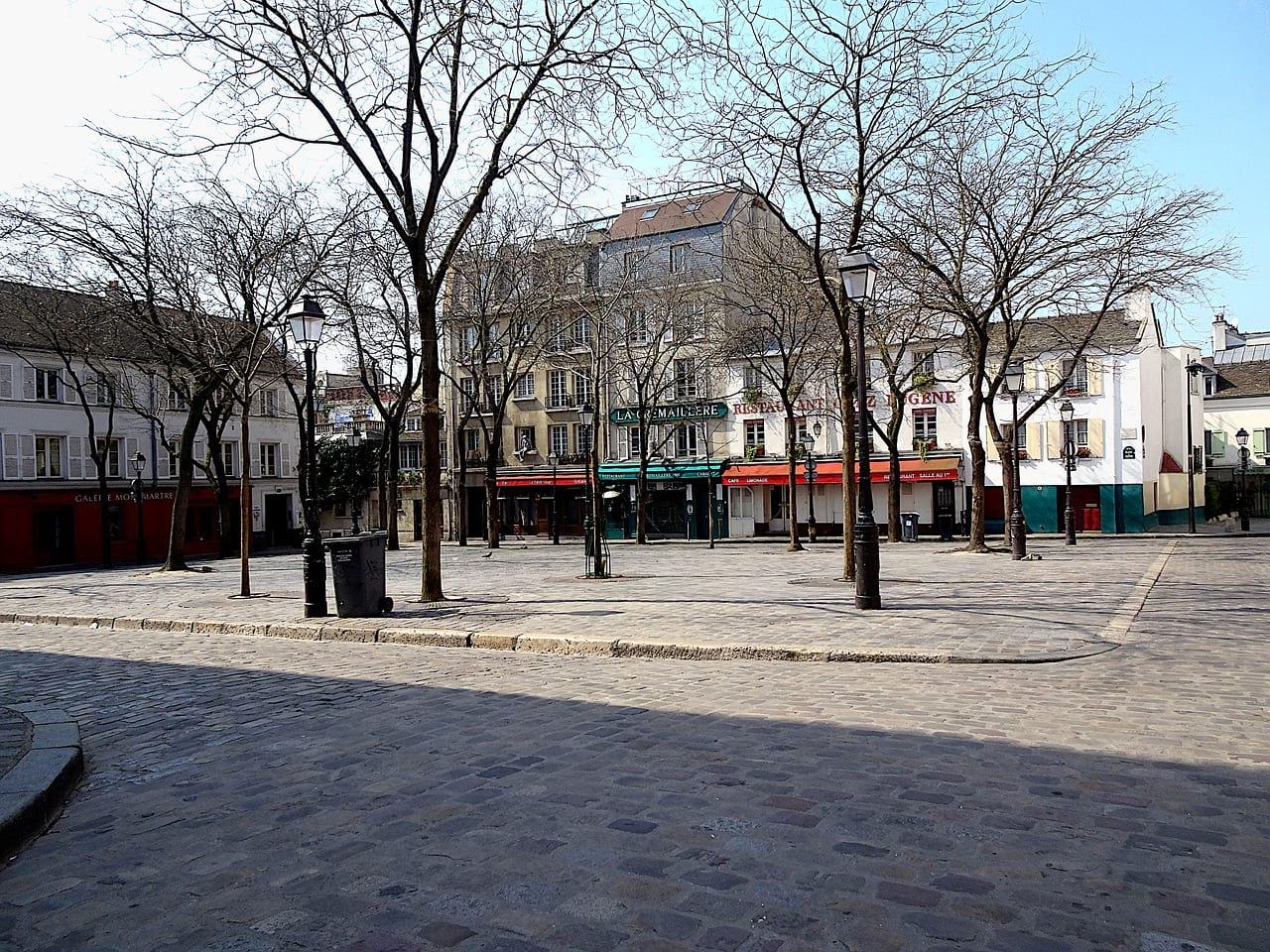 Pustynnye ulitsy Parizha