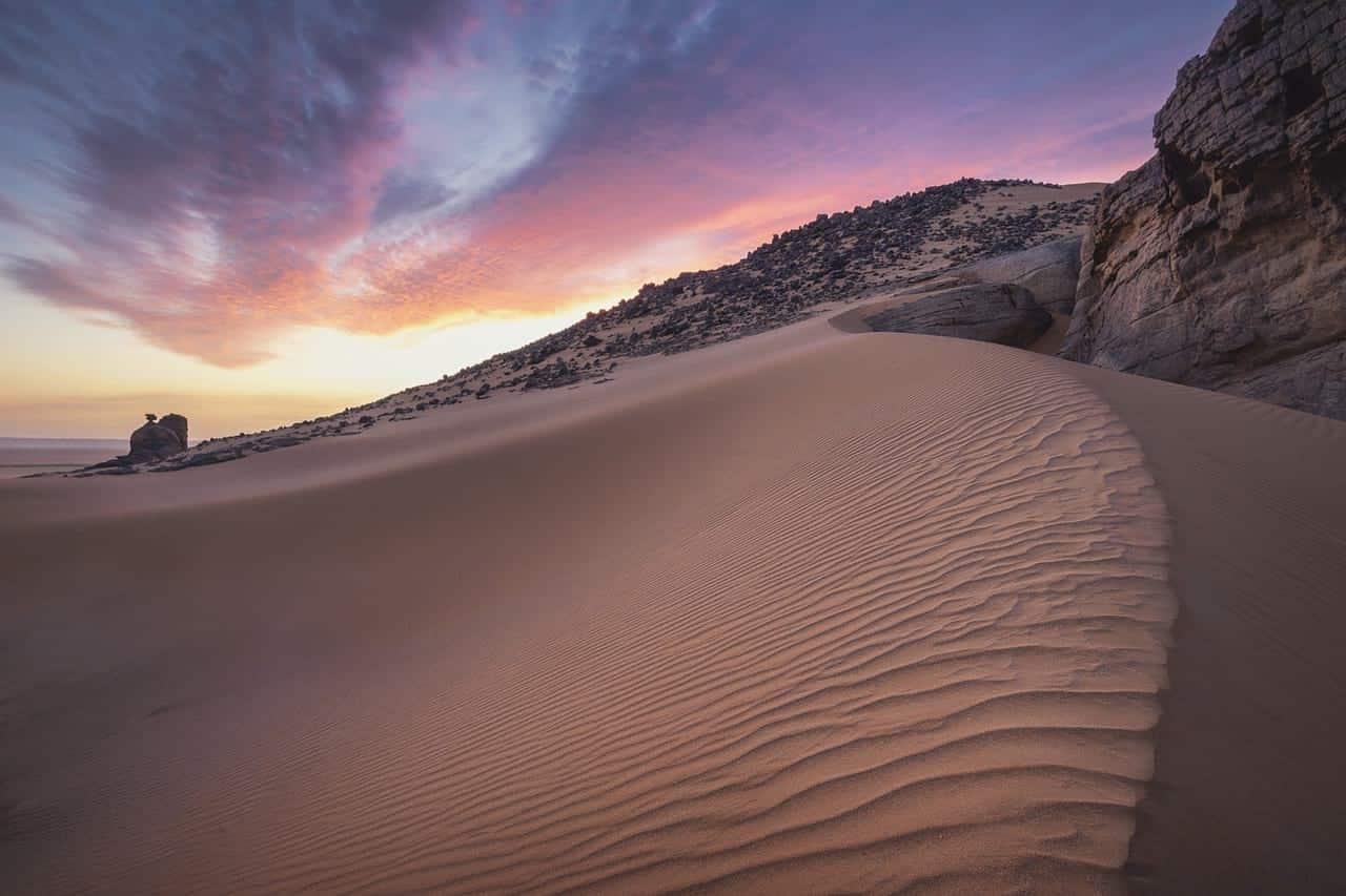 Пустыня Сахара картинка