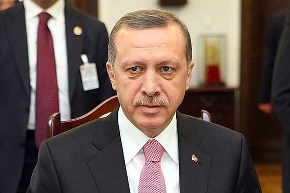 Реджеп Эрдоган фото