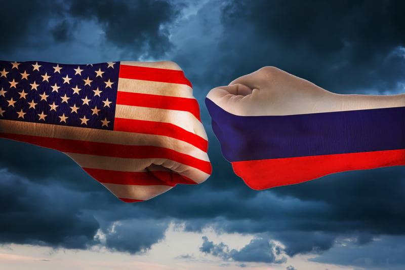 Россия США изображение