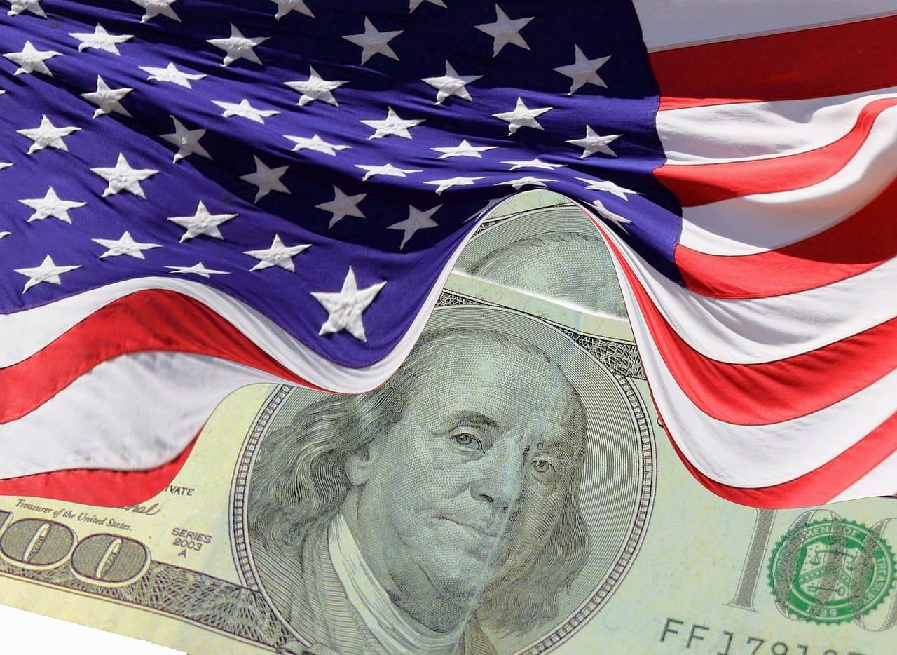 сша флаг доллар фото
