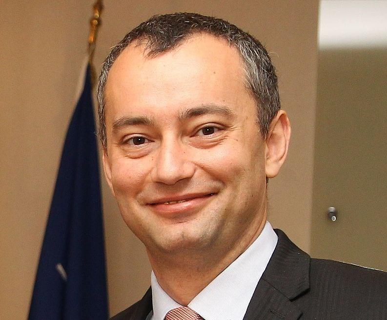 Спецпосланник ООН на Ближнем Востоке Николай Младенов фото