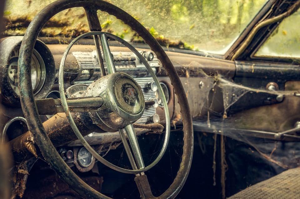 Staroe avto