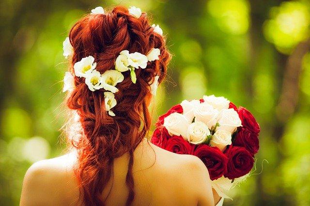 Свадьба букет невеста изображение