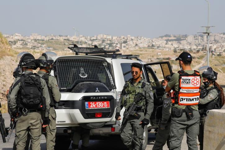 Теракт в Израиле фото