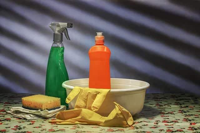 чистящие средства уборка фото