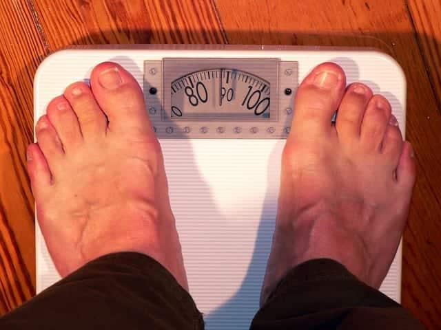весы лишний вес фото