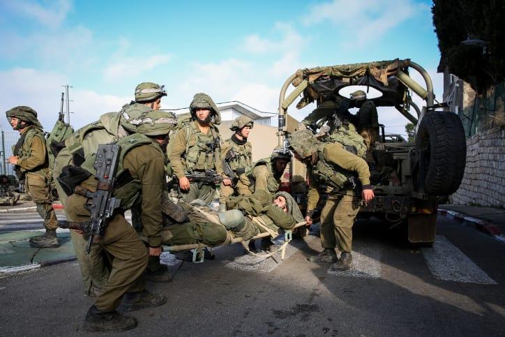 Военнослужащие ЦАХАЛа Израиль фото