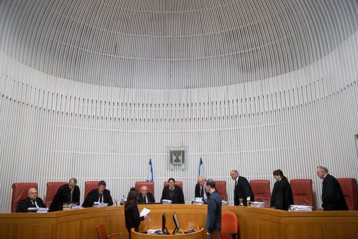 Заседание Верховного суда фото