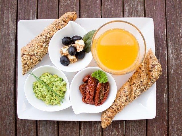 полноценный завтрак фото