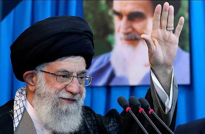 Али Хаменеи фото