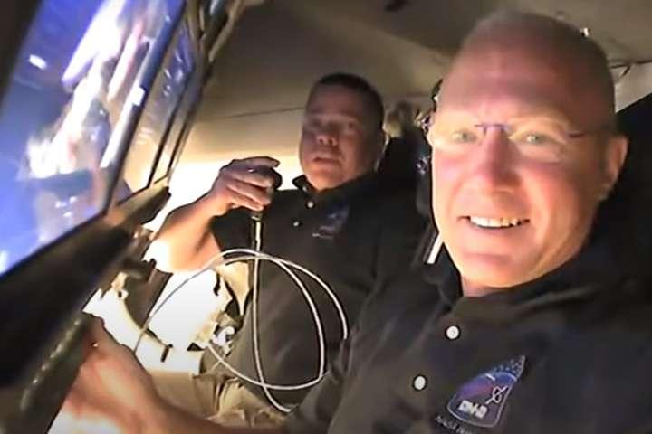 Astronavty