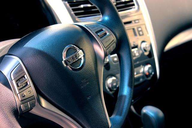 Авто Nissan фото