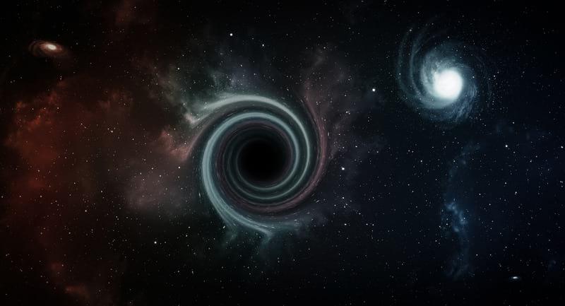 Черная дыра фото