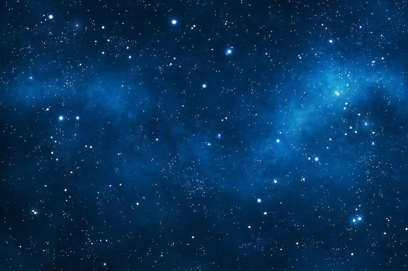 космос звездное небо картинка