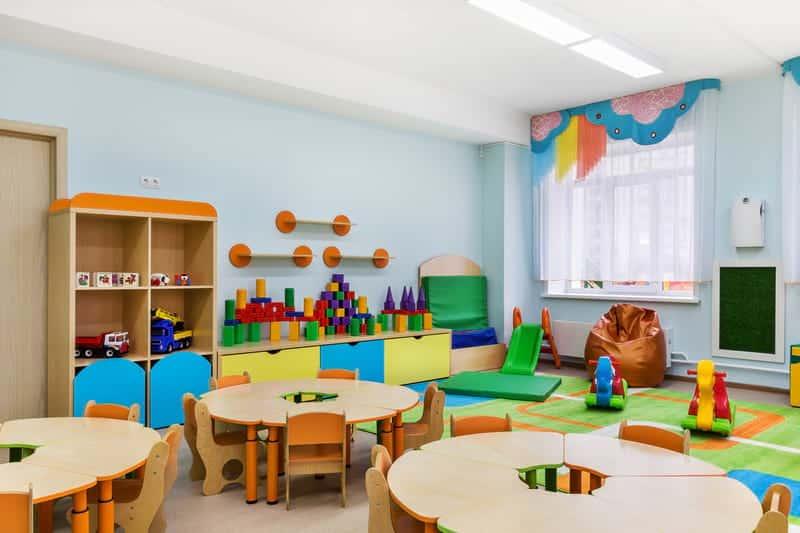 детский сад картинка
