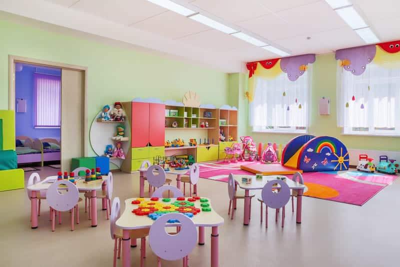 детский сад израиль фото