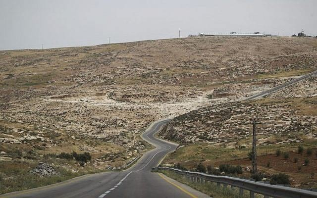дорога израиль фото