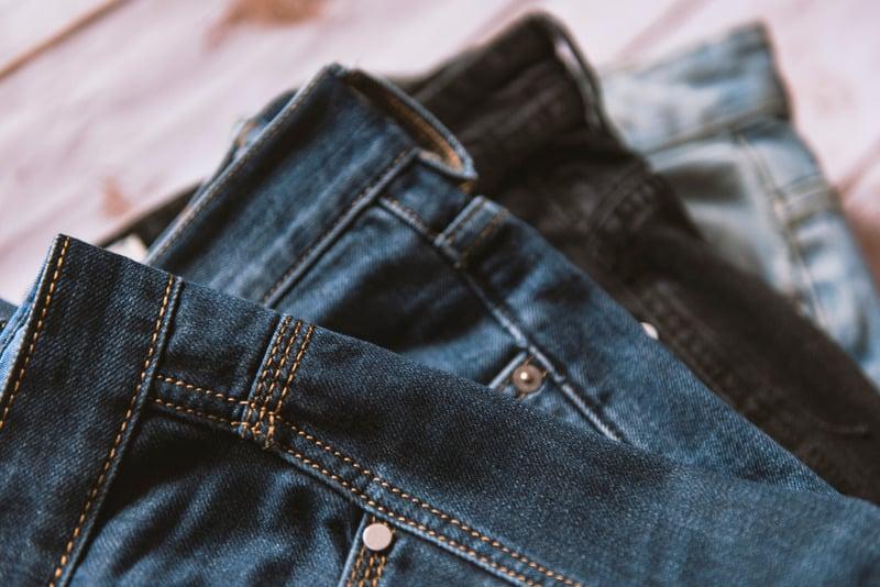 джинсы одежда фото