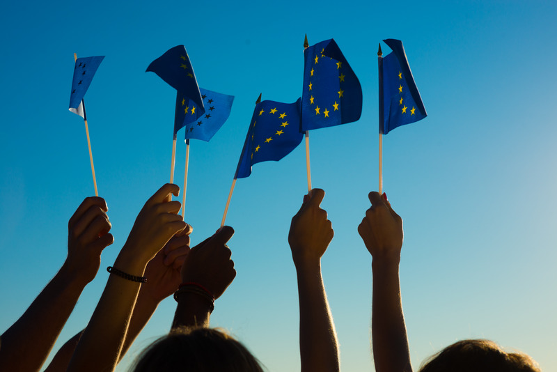Евровидение флаги фото