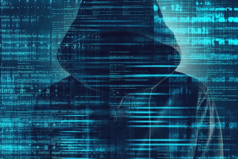 Хакеры кибератака изображение
