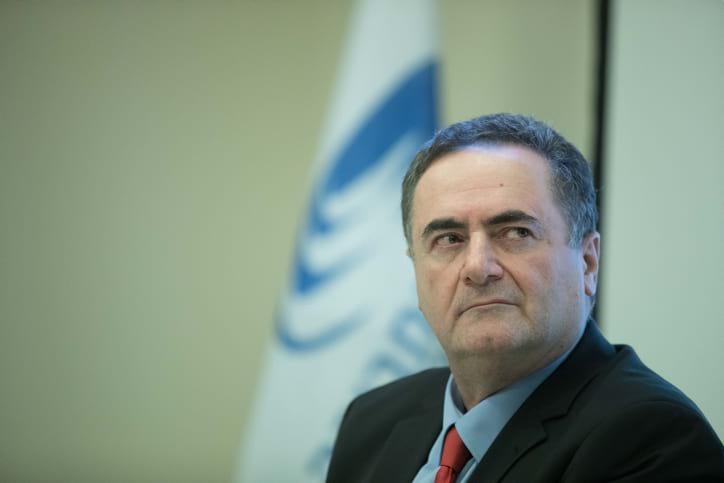 Исраэль Кац министр финансов израиль фото