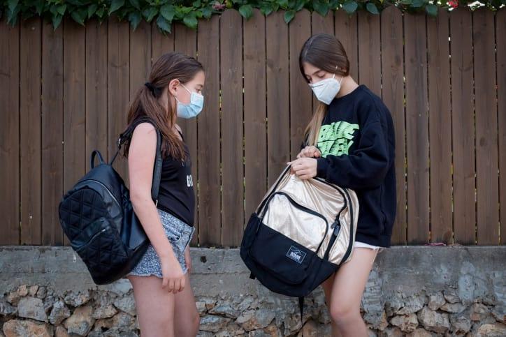Израильские школьницы фото