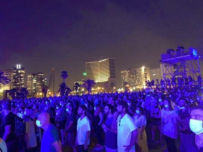 концерт тель-авив израиль фото