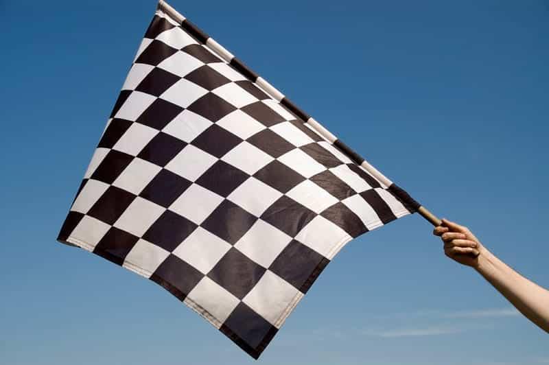 Kletchatyj flag