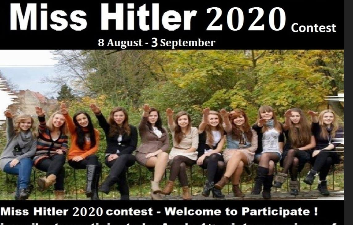 Konkurs miss Gitler 2020