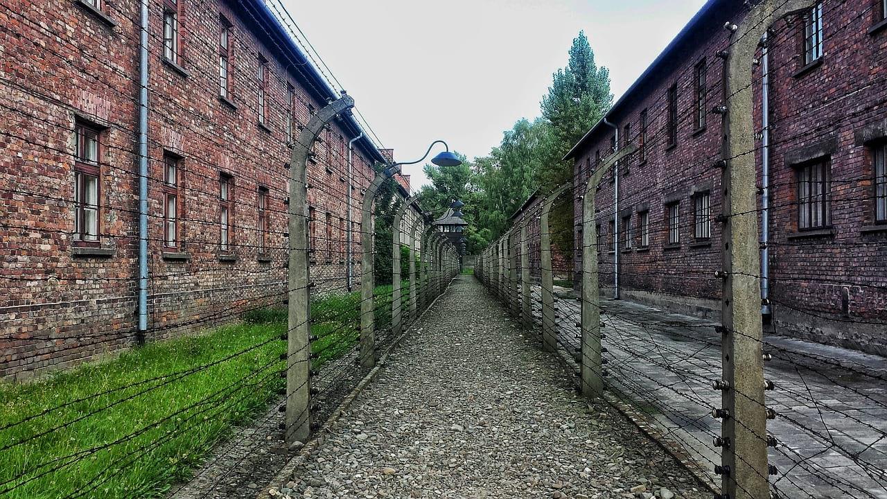 Kontslager Osventsim v Polshe