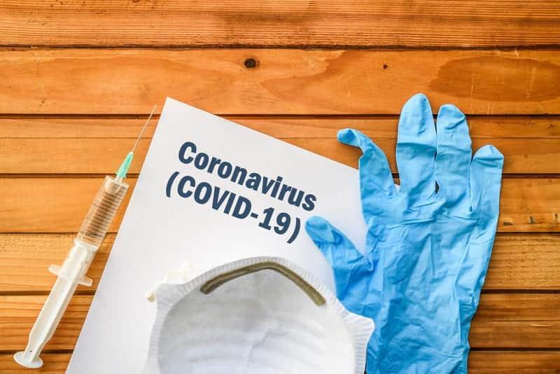 пандемия коронавируса фото