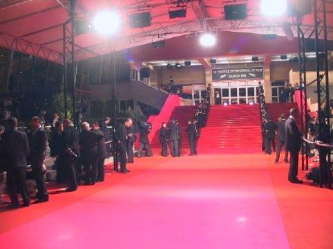Krasnaya dorozhka na Kannskom kinofestivale