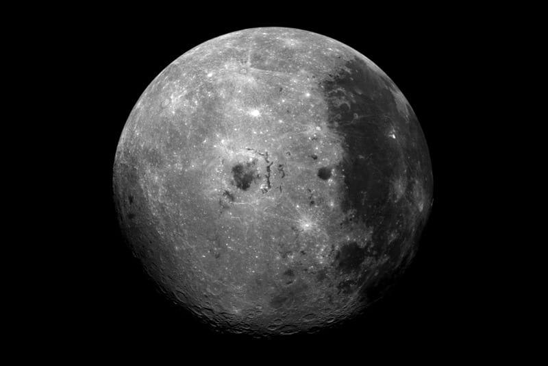 Луна планета фото