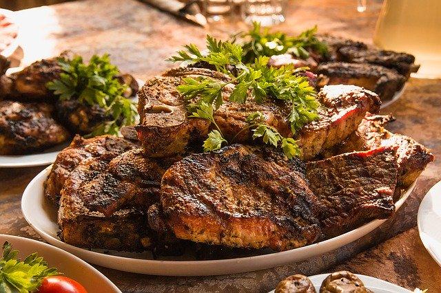 мясное блюдо фото