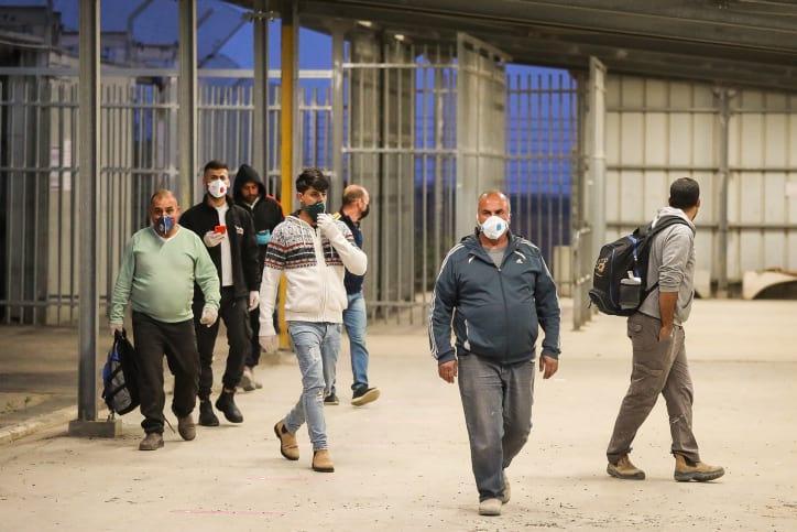 рабочие палестина израиль фото