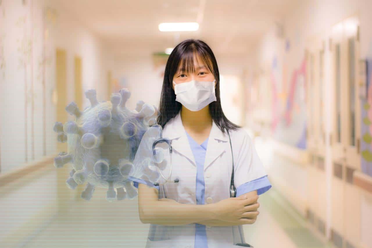 медсестра больница коронавирус фото