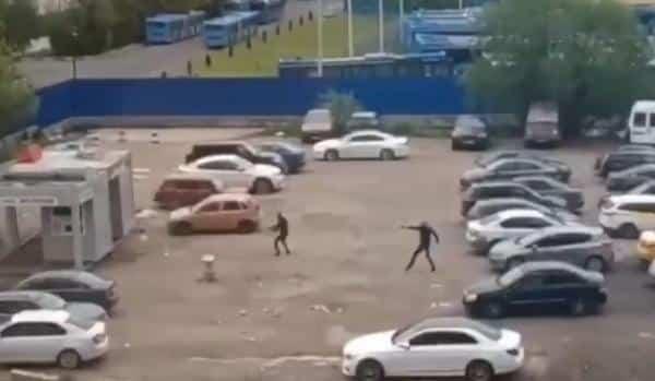 Perestrelka v Moskve