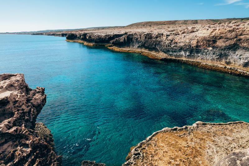 Побережье Кипра фото
