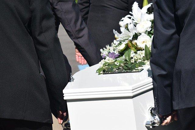 похороны фото
