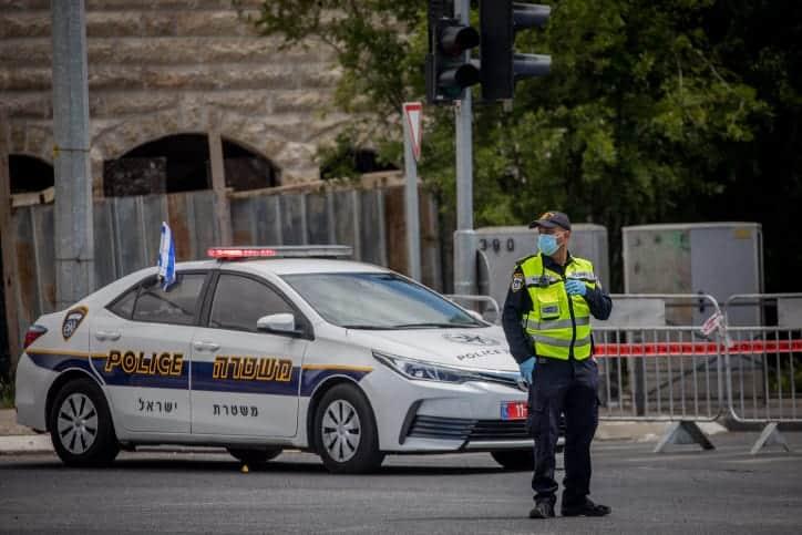 Полиция Израиля
