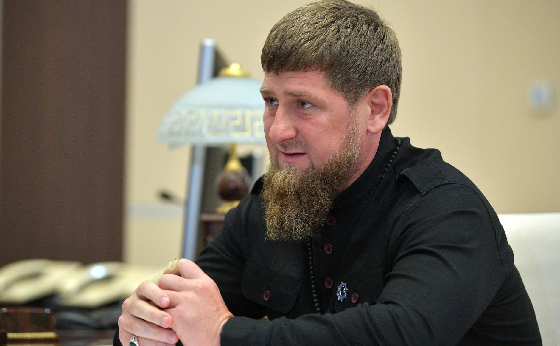 Ramzan Kadyrov 1