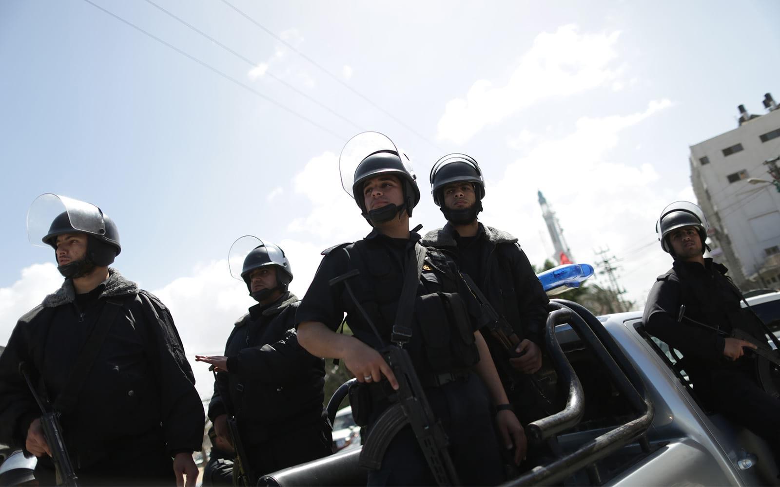 хамас сектор газа фото
