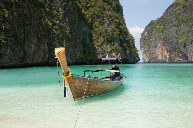 пляж Таиланда отдых фото
