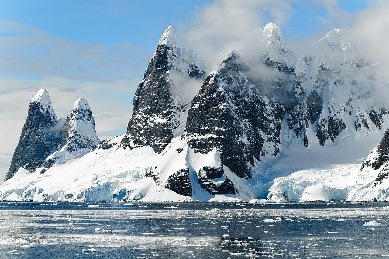Таяние ледников фото