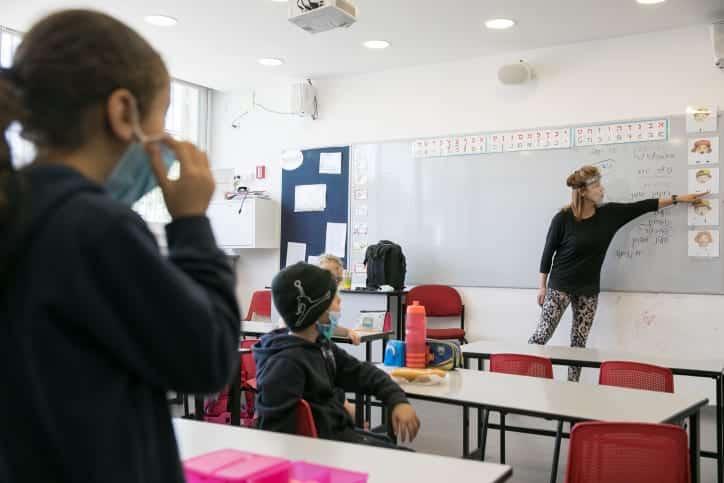 V Izraile vozobnovili rabotu shkoly