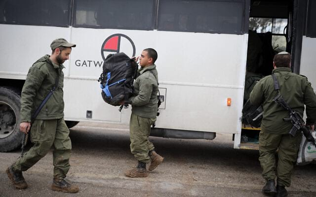 Автобус с войсками ЦАХАЛ по ошибке въехал в подконтрольную ПА часть Хеврона