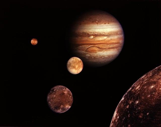 планета юпитер изображение