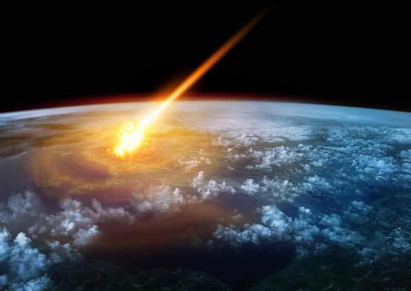 Астероид картинка